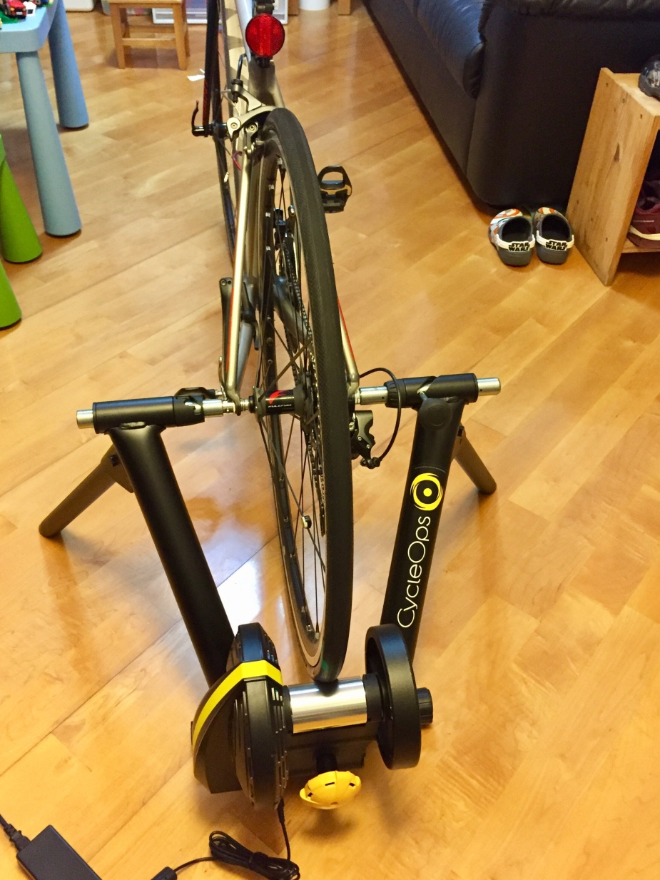 CycleOps Magnus Smart Trainer- Ready for Software Setup