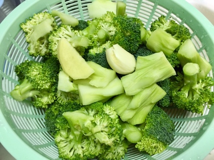 Broccoli 西蘭花