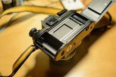 Nikon EM (Internal View)