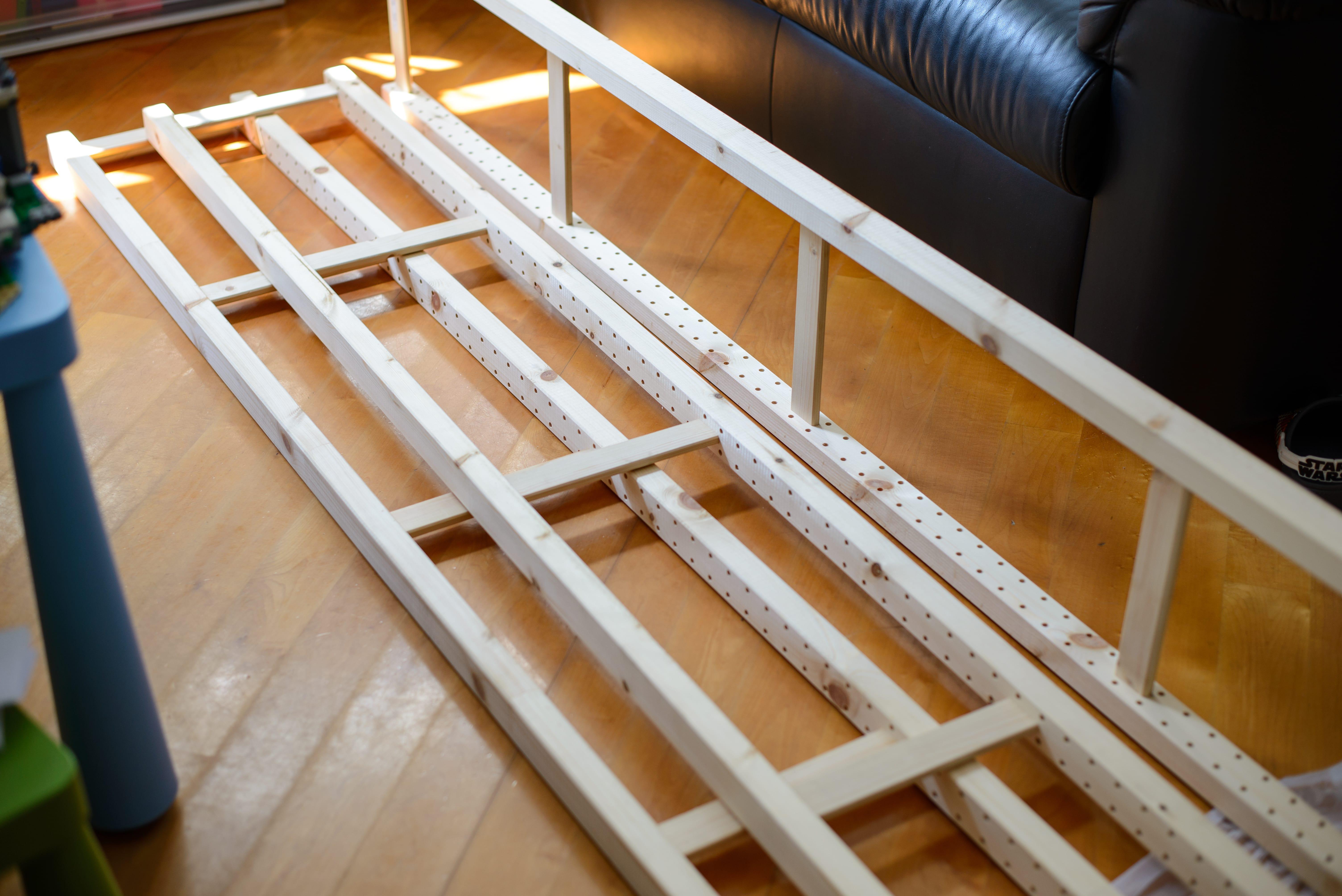 Ikea IVAR Storage Rack
