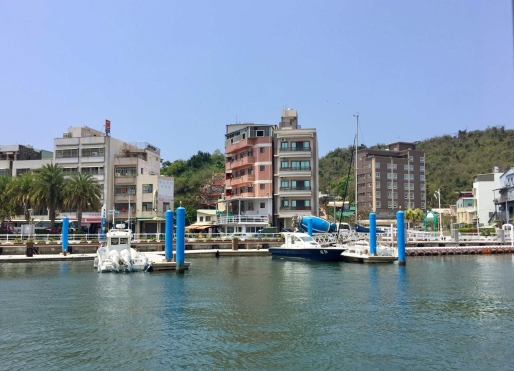 GuShan Marina (Yacht Pier)
