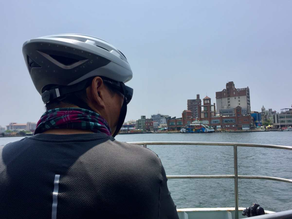 Towards the Cijin Ferry Pier