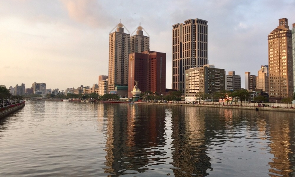 Love River - Kaohsiung