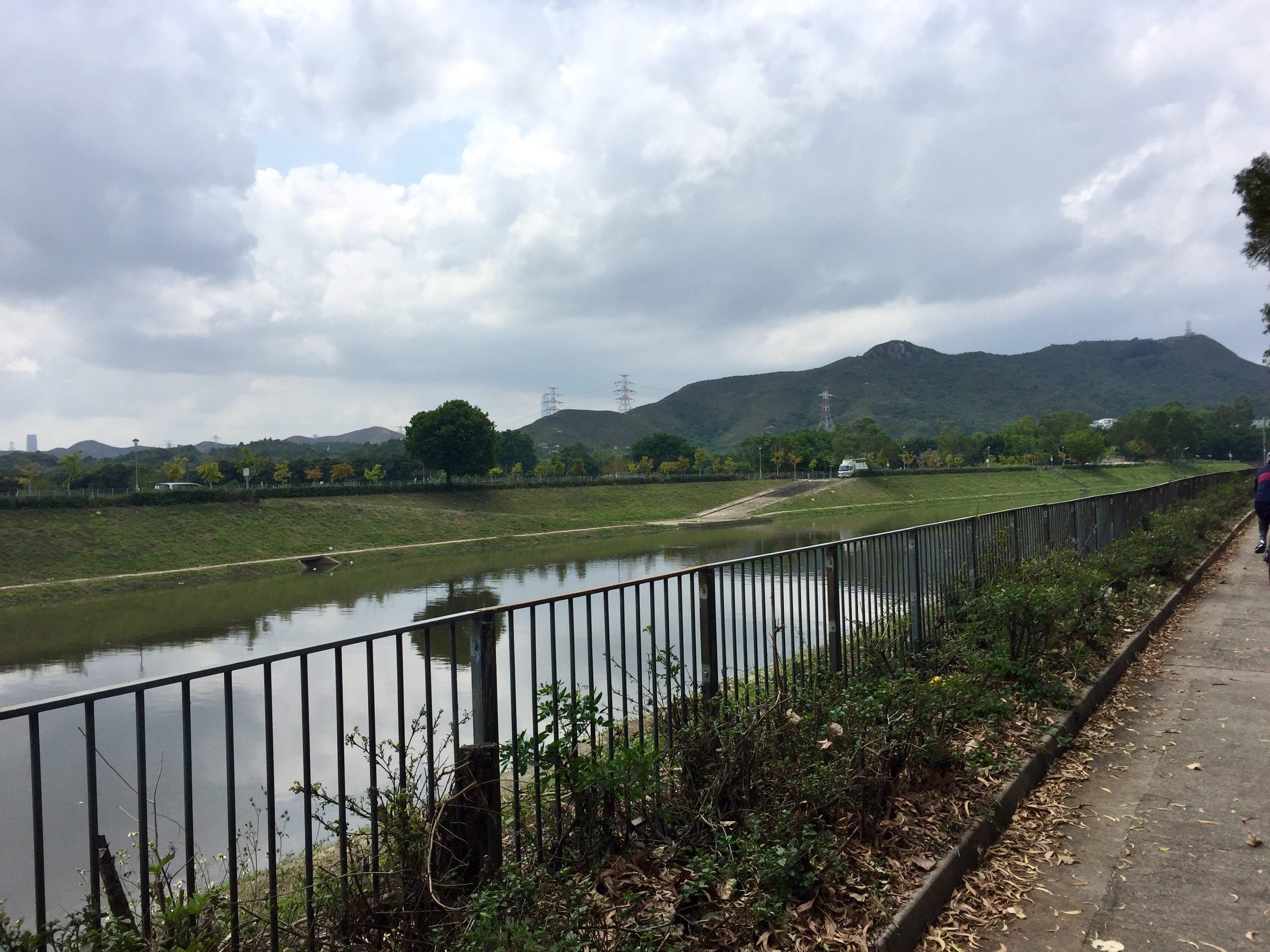 Sheung Yue River