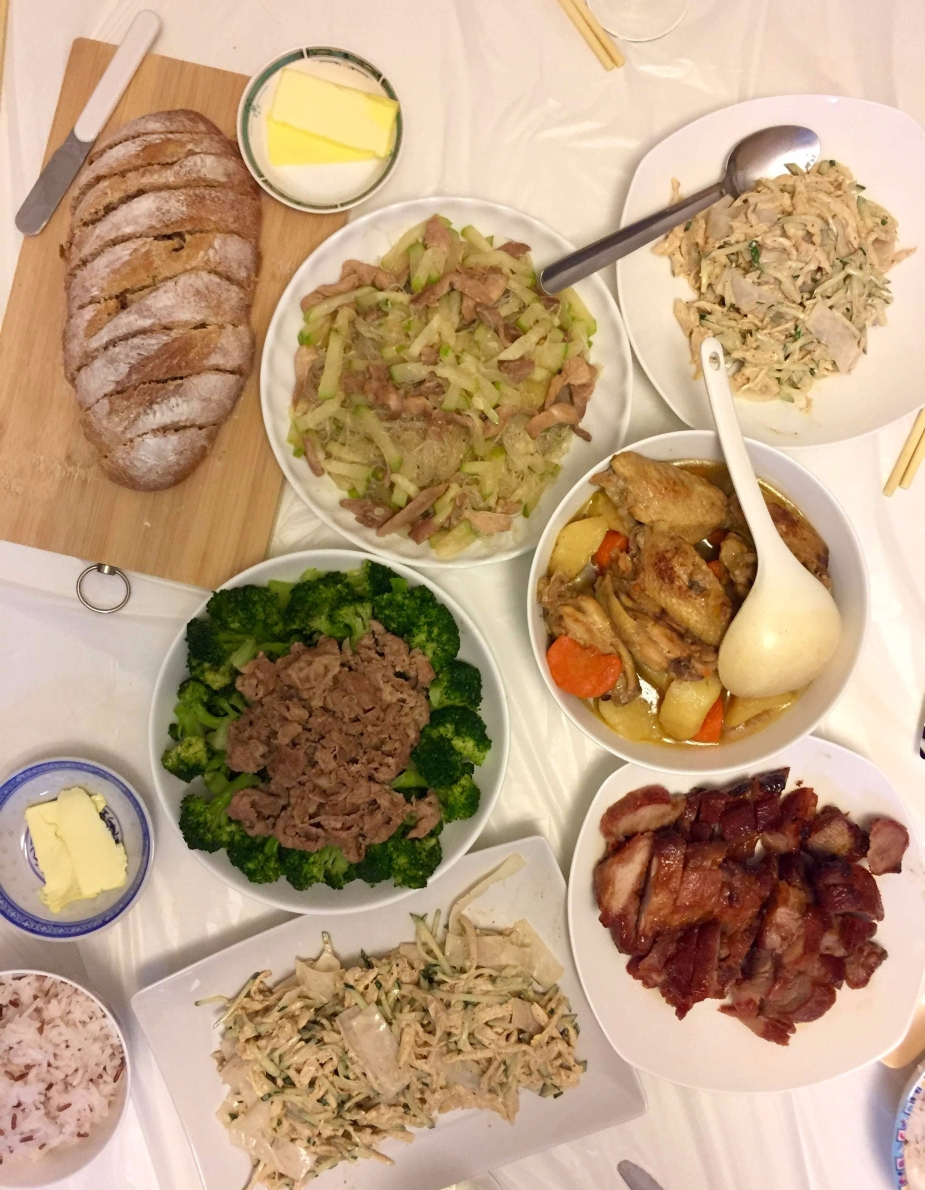 Birthday Dinner for Torres