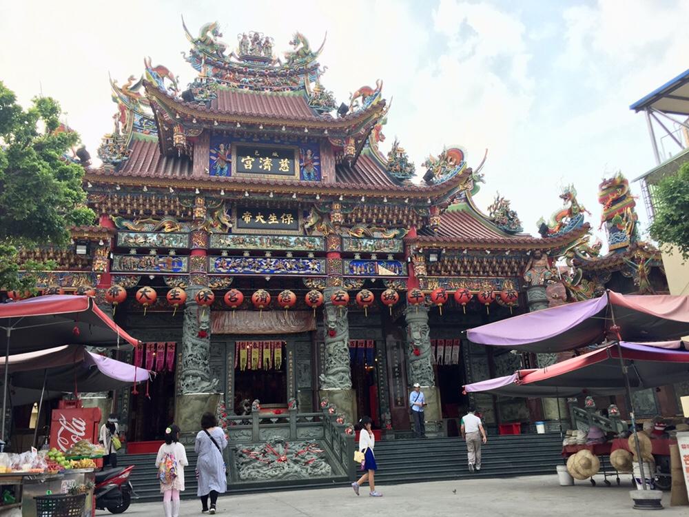 Zuoying Cih Ji Palace (慈濟宮)