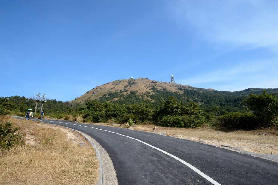 Tai Mo Shan Weather Radar Station