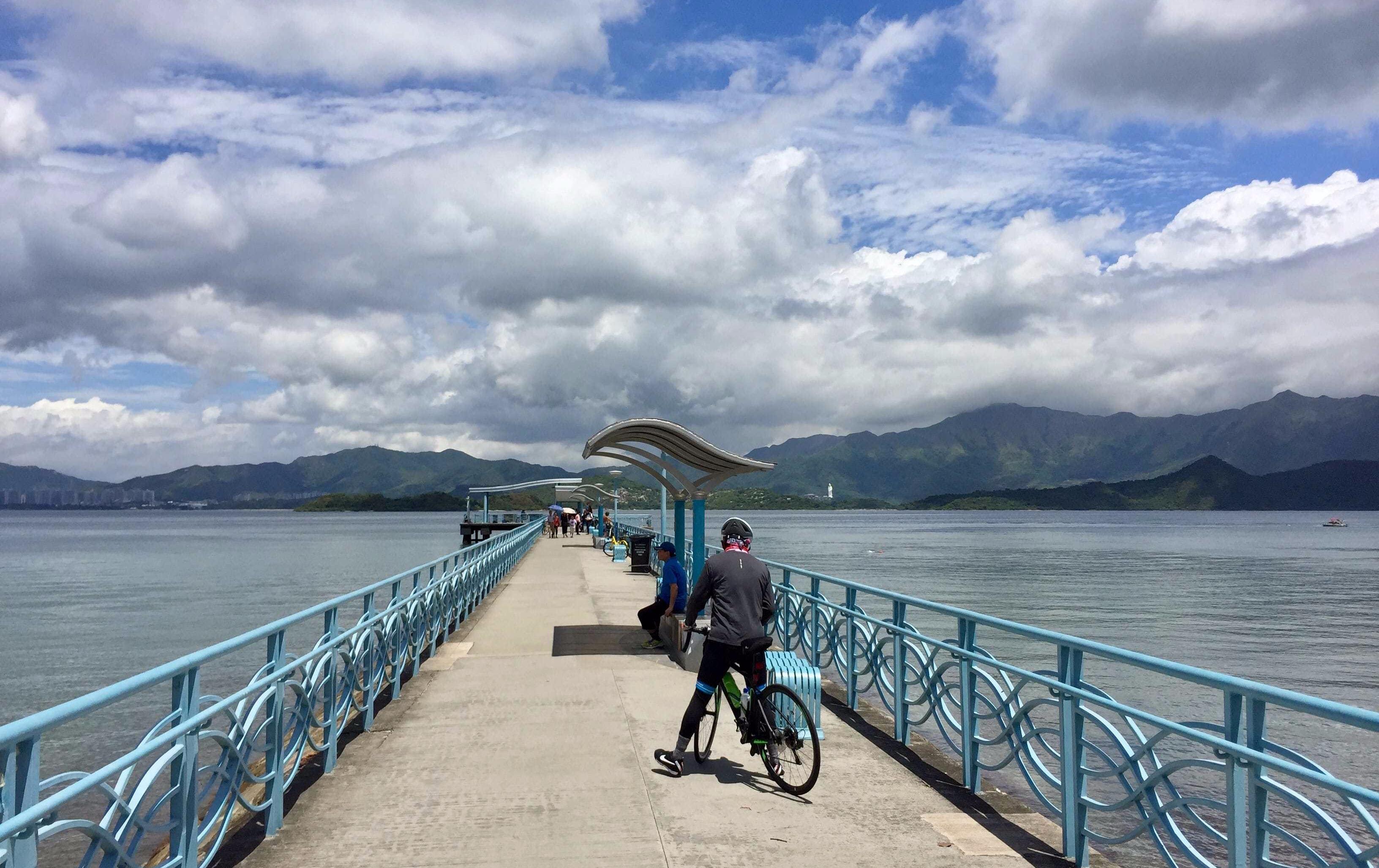 Wu Kai Sha Pier