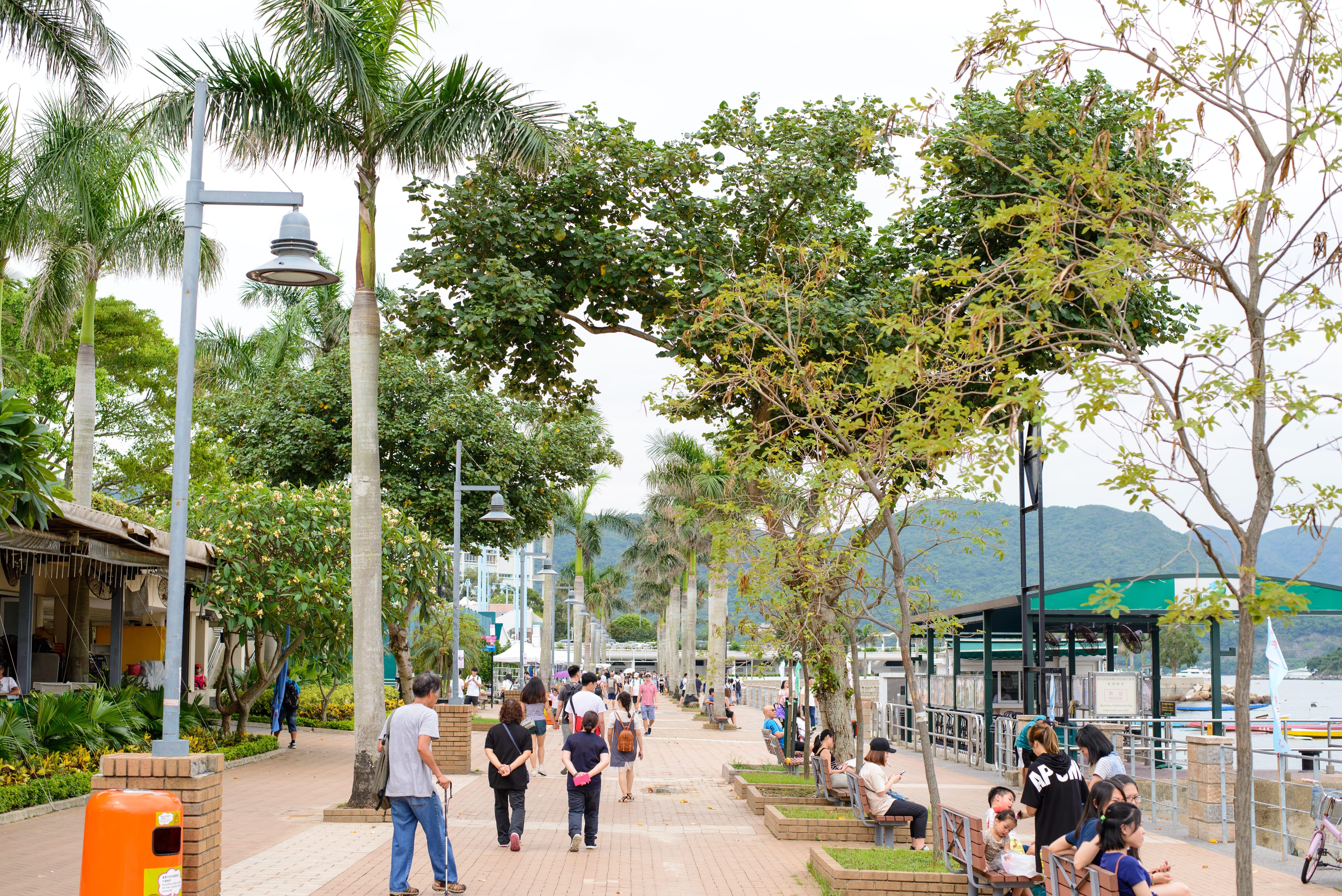 Sai Kung Promenade