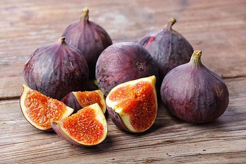 Fresh Figs - Courtesy of VegUp.org