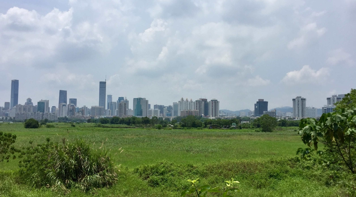 Hong Kong Cycling Routes Collection – FoTan to Ngau Tam Mei / Fairview Park