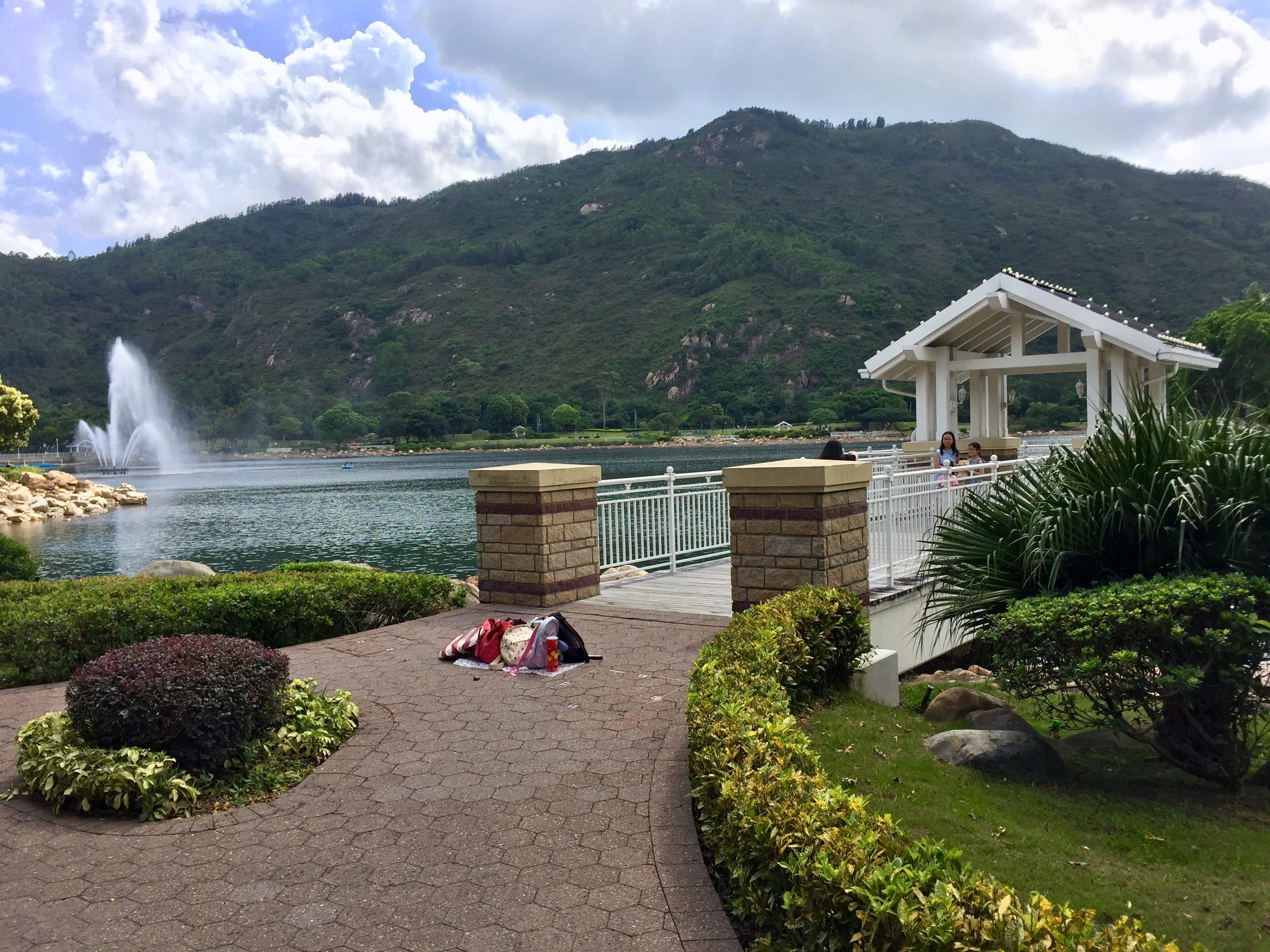 Inspiration Lake Pavilion