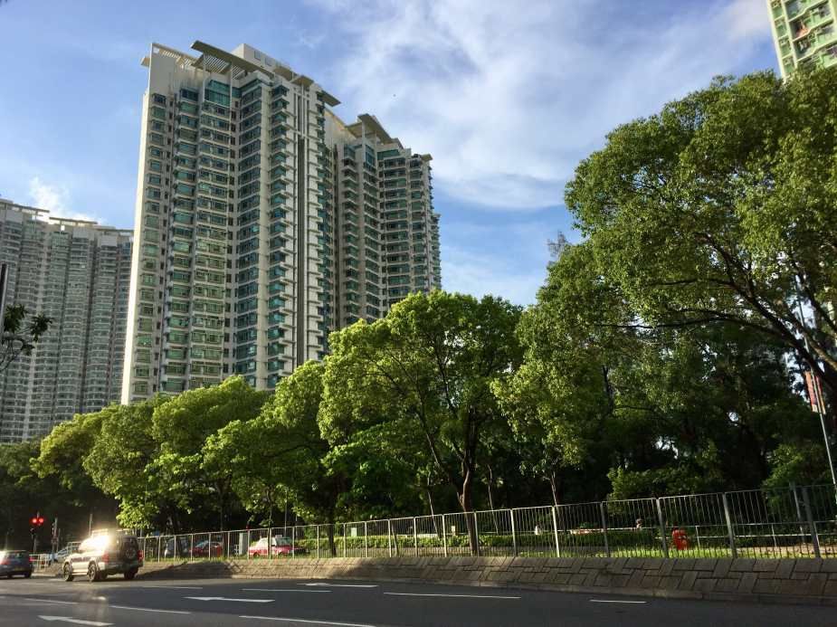 High-rise residential complex in Tung Chung