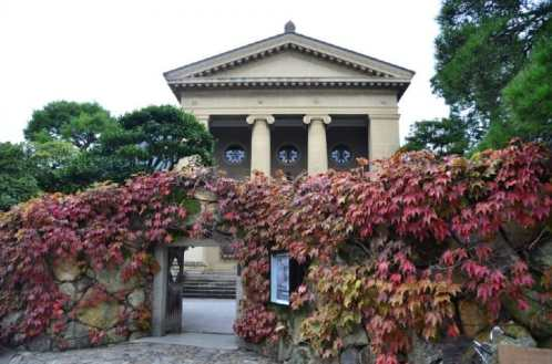 Ohara Musemum of Arts. Photo courtesy of MATCHA.