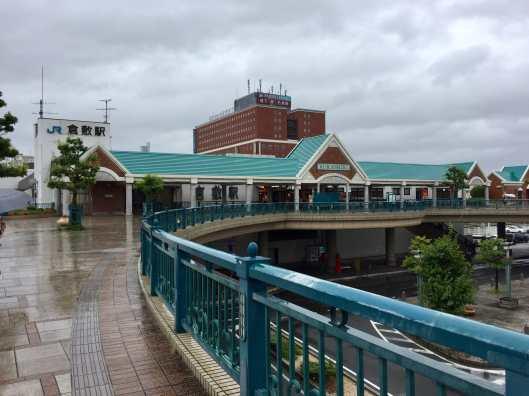 Kurashiki JR Station