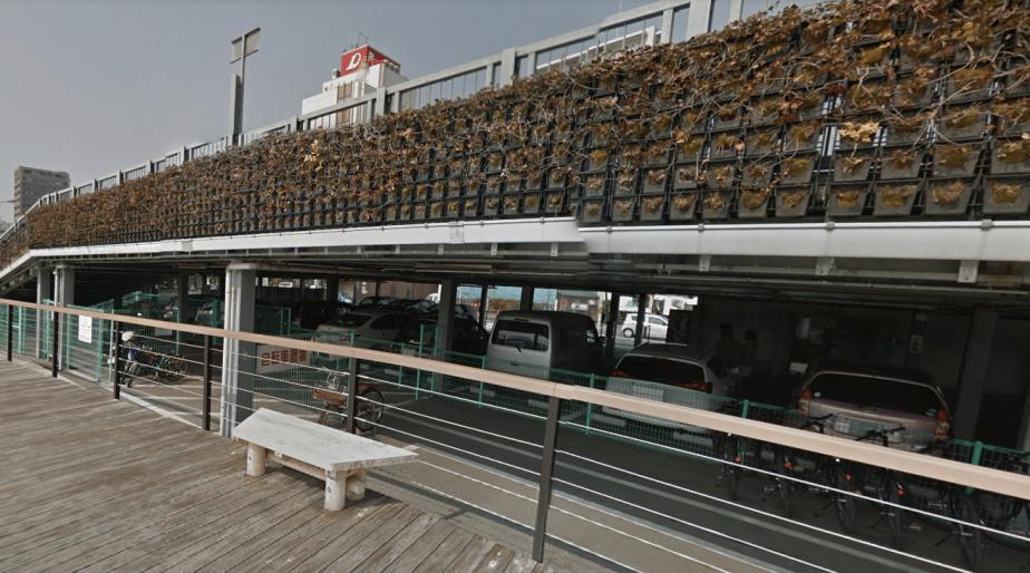 Rental Terminal inside Carpark