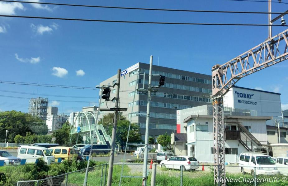 Master of Carbon Fibre. TORAY Central Laboratories in Sonoyama, Otsu, Shiga