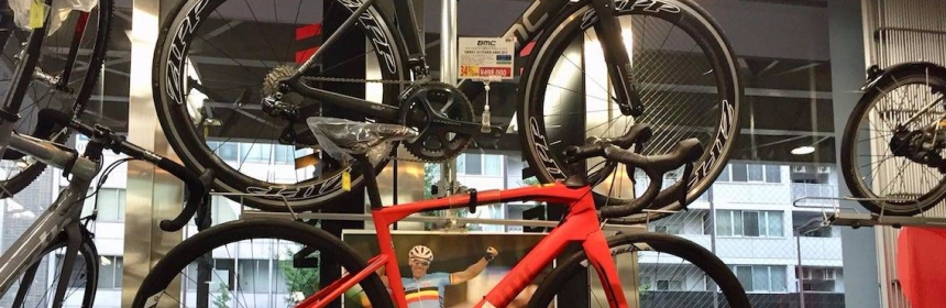 Fully assembled Road Bikes - BMC