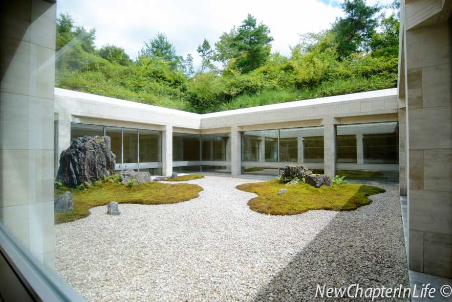 Another view of the Courtyard (Japanese Garden)