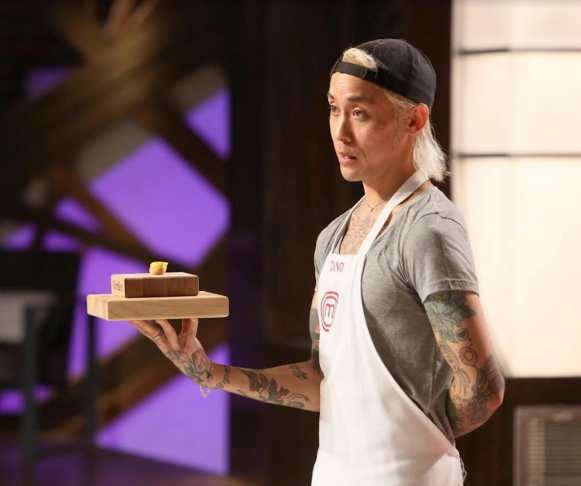 MasterChef US Season 8 - Dino Angelo Luciano