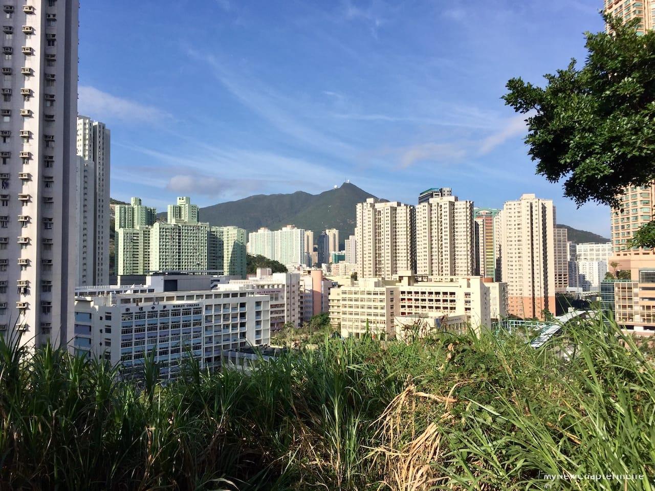 Government Public Housing Estate in Siu Sai Wan