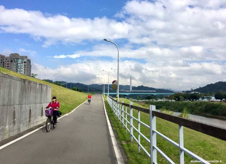 自行車作為日常交通工具 Cycling as part of regular transportation