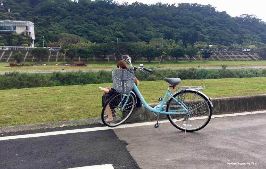 把騎車化作另一種生活模式 Cycling as a kind of lifestyle