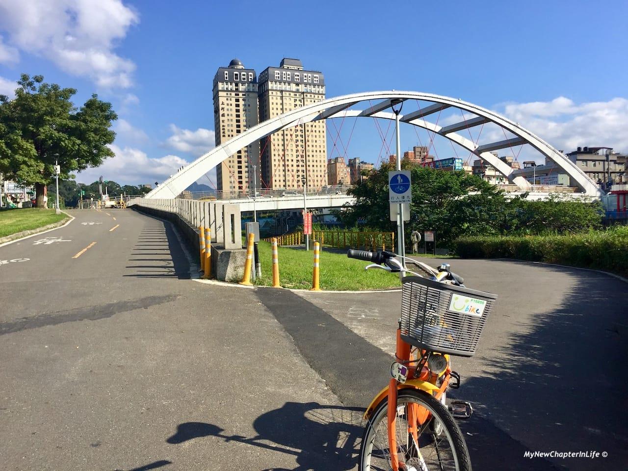 景美橋 Jingmei Bridge