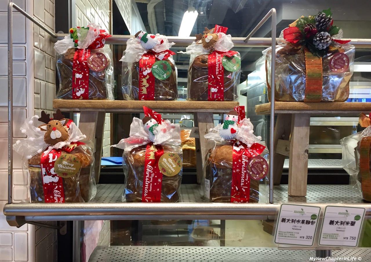義大利水菓麵包 Panetone