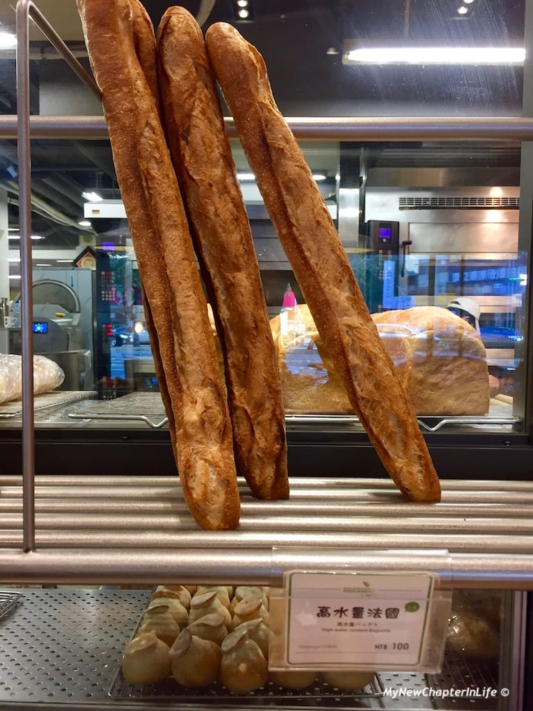 高水量法國長棍 Highly hydrated Baguette