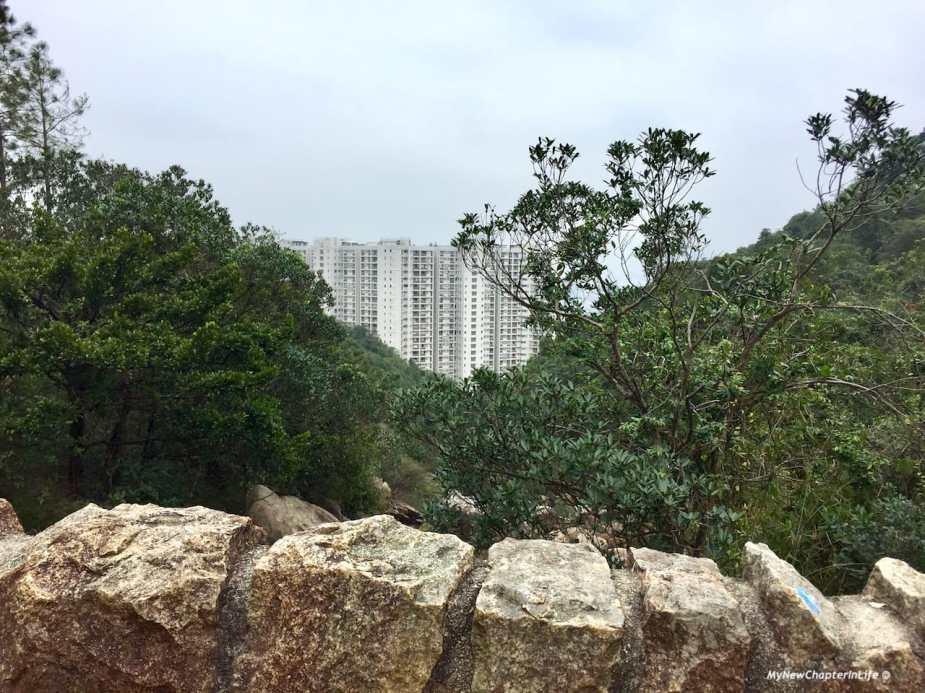 寶馬山上的高尚住宅 High class residential blocks in Braemar Hil