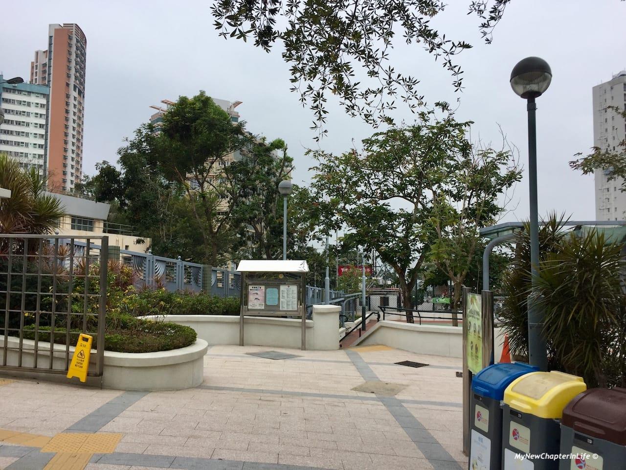 寶馬山道遊樂場 Braemar Hill Road Playground