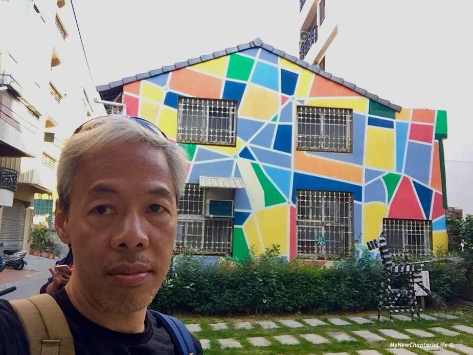 彩虹小屋 Rainbow House