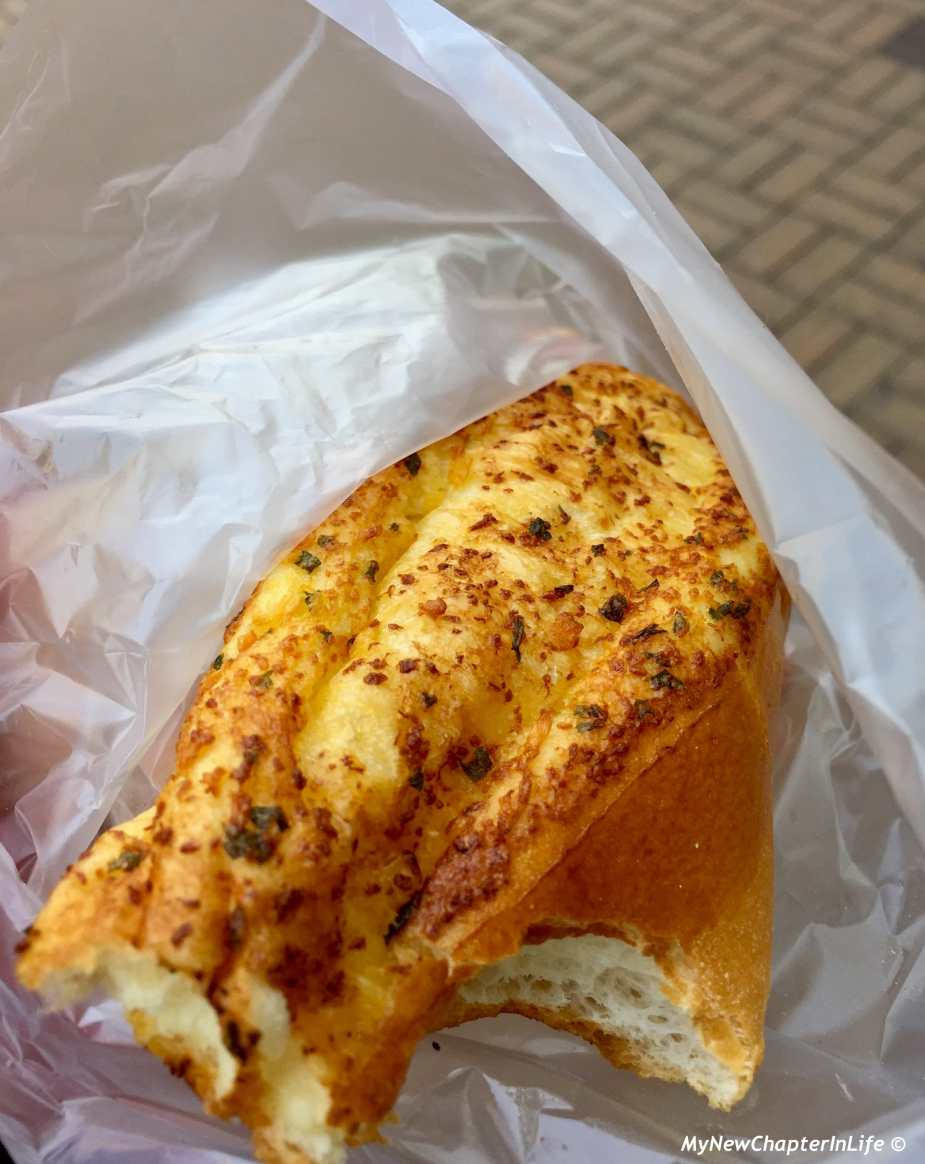 蒜茸包 Garlic Bread