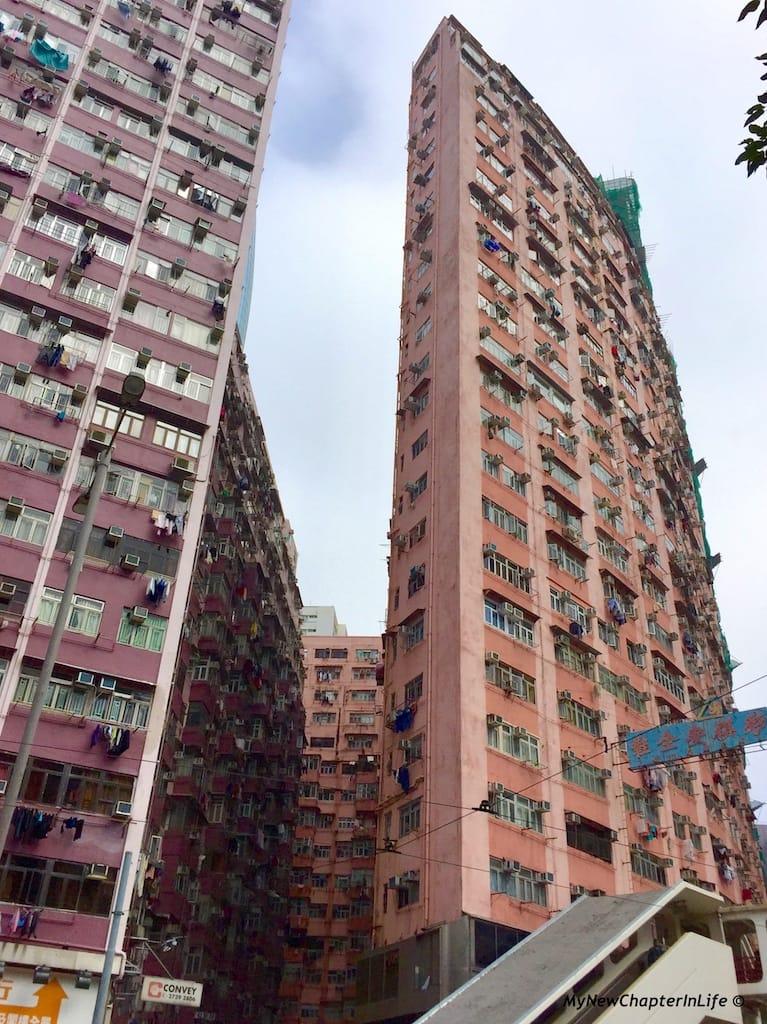 鰂魚涌住宅 Residential blocks in Quarry Bay