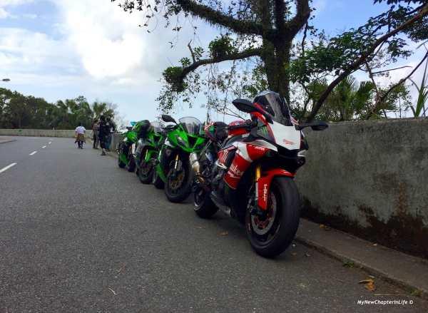 重機車隊 Fleet of Motorcycles