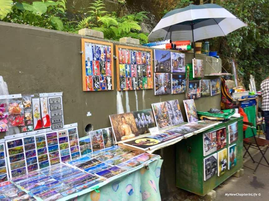 明信片 Postcards