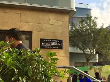Bread Street by Gordon Ramsay at the Peak Galleria