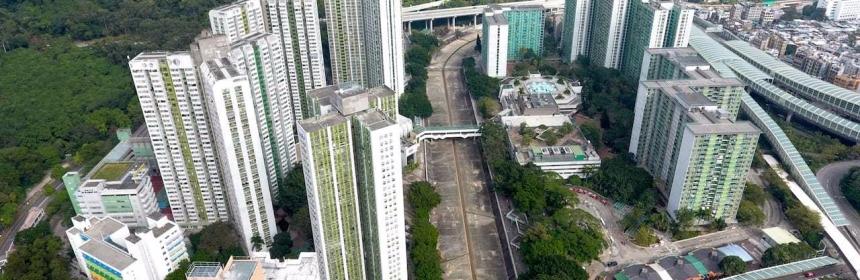 Mei Lam Estate (Courtesy of Wikipedia)
