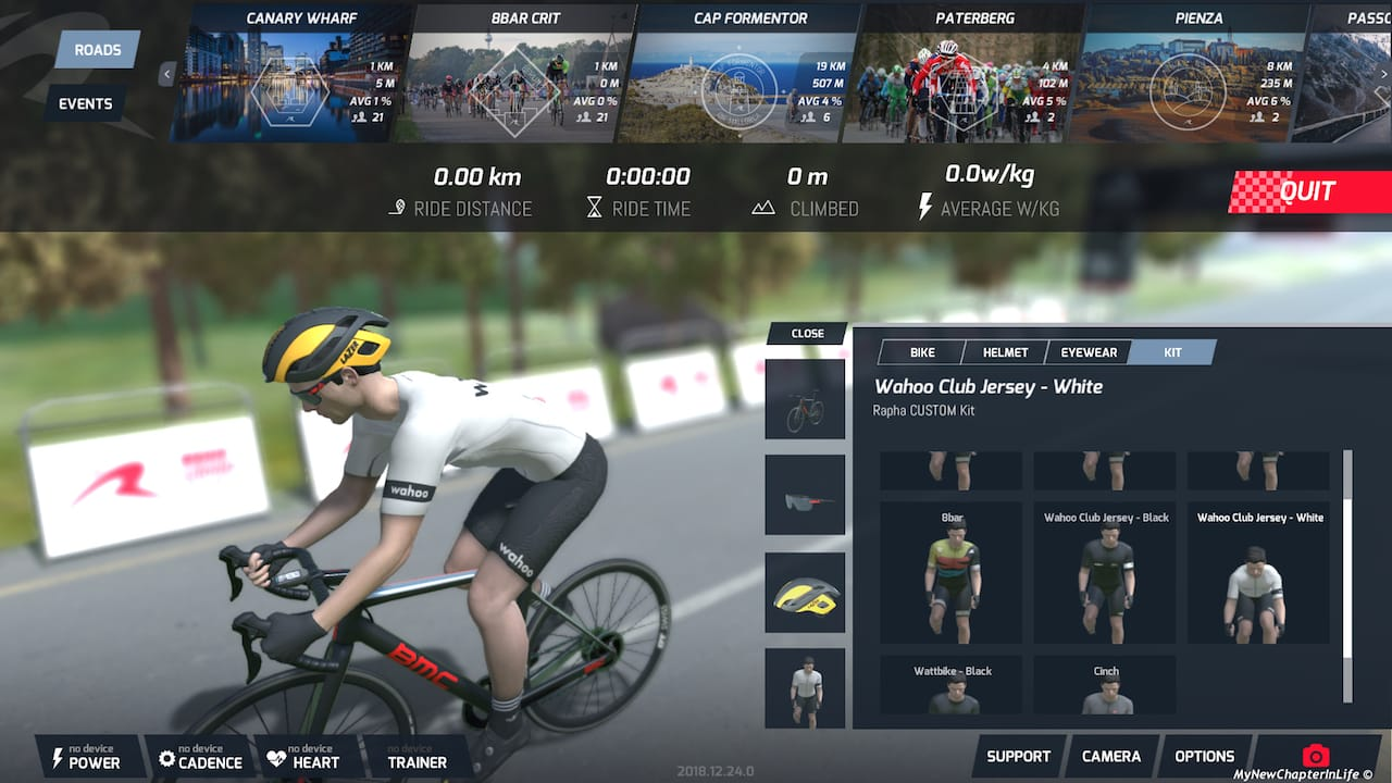 RGT Shop - Kit (Jersey) - Active Selection
