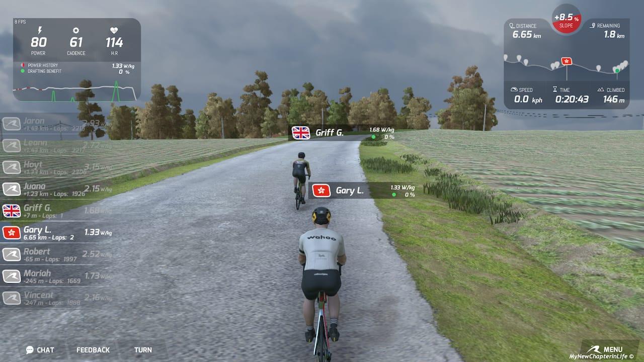 RGT Route Paterberg - Error - Failed to move