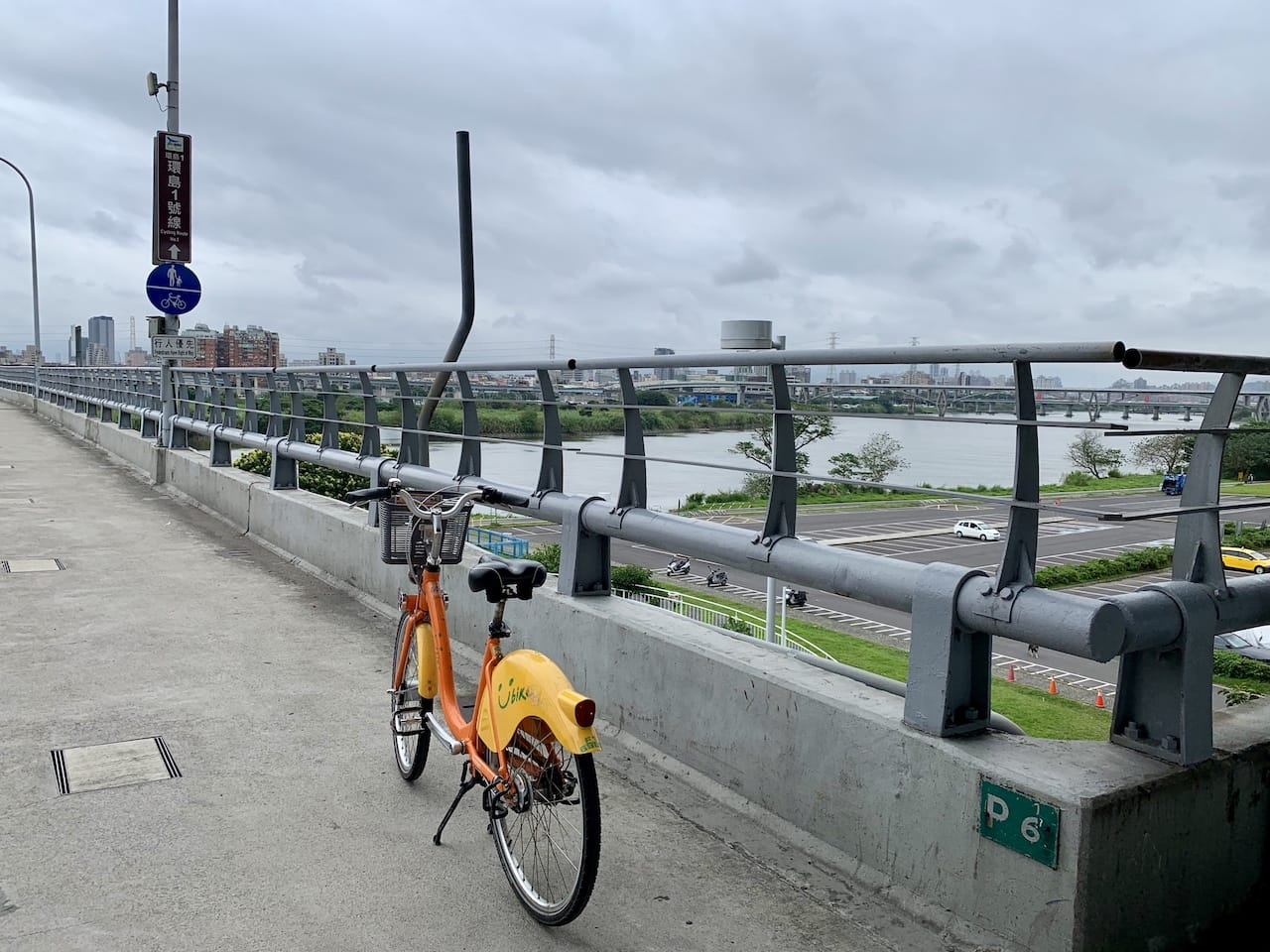 Huajiang Bridge 華江橋